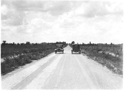 Beaver Road - 1929