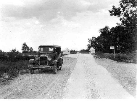 Beaver Road - 1925