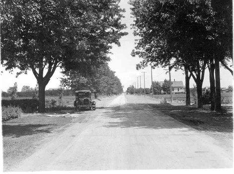 Hampton Road - 1930