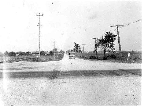 Linwood Road 1925